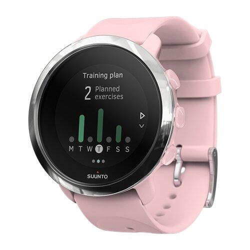 Фото - Умные часы SUUNTO 3 Fitness, sakura умные часы suunto 3 granite red