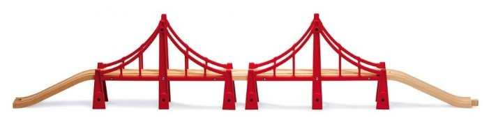 Brio Мост подвесной 33683