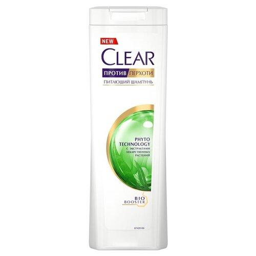 Clear шампунь против перхоти для женщин Phytotechnology 200 мл эффективный шампунь от перхоти для женщин