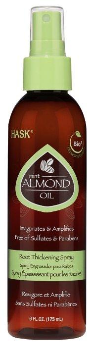 Hask Mint Almond Спрей уплотняющий для волос