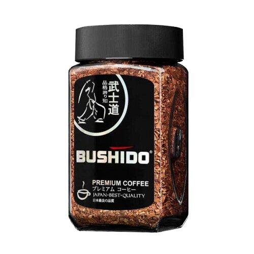 Кофе растворимый Bushido Black Katana, 100 г