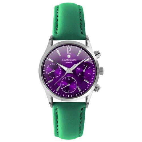 Наручные часы GEORGE KINI GK.30.6.1S.10S.1.5.0 george kini gk 25 r 3r 1 3 3