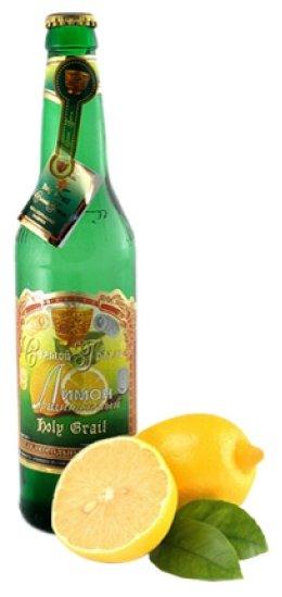 Лимонад Святой Грааль Лимон