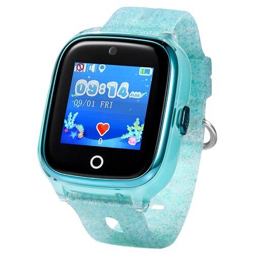 Купить Часы Smart Baby Watch KT01 зеленый