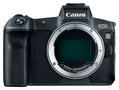 Canon Фотоаппарат со сменной оптикой Canon EOS R Body