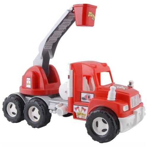Купить Пожарный автомобиль pilsan Fire Truck (06-613) 54 см красный, Машинки и техника