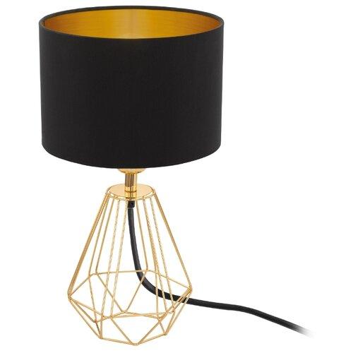Фото - Настольная лампа Eglo Carlton 2 95788, 60 Вт торшер eglo carlton 1 49994 60 вт