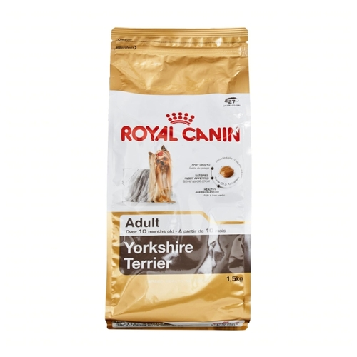 Корм для собак Royal Canin (1.5 кг) Yorkshire Terrier Adult