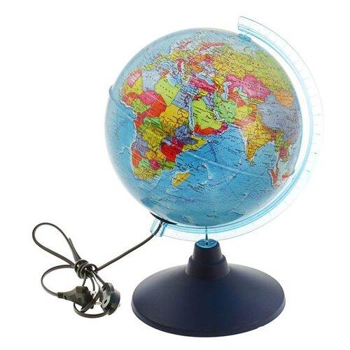 Глобус политический Globen Классик Евро 210 мм (Ке012100180) синий