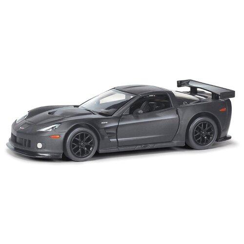 цена на Легковой автомобиль RMZ City Chevrolet Corvette C6.R (554003M) 1:32 матовый серый