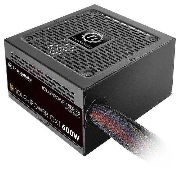 Блок питания Thermaltake Toughpower GX1 600W — купить по выгодной цене на Яндекс.Маркете