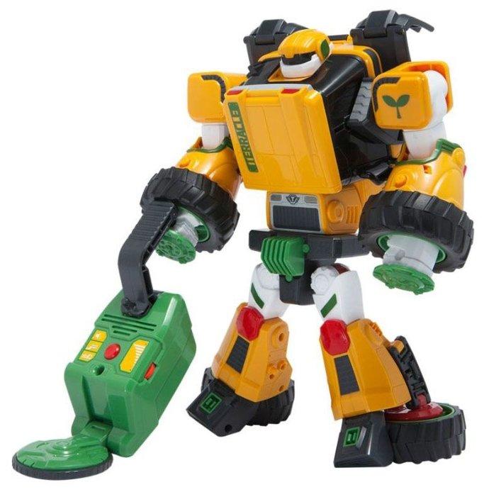 Интерактивная игрушка робот-трансформер YOUNG TOYS Tobot T 301047