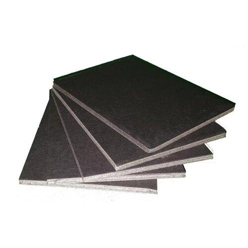 Купить Цветной картон пенокартон 3 мм, 560 гр/м2 Decoriton, 30х40 см, 5 л., Цветная бумага и картон