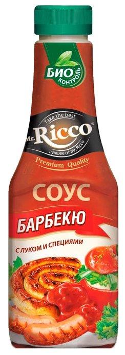 Соус Mr.Ricco Барбекю, 340 г