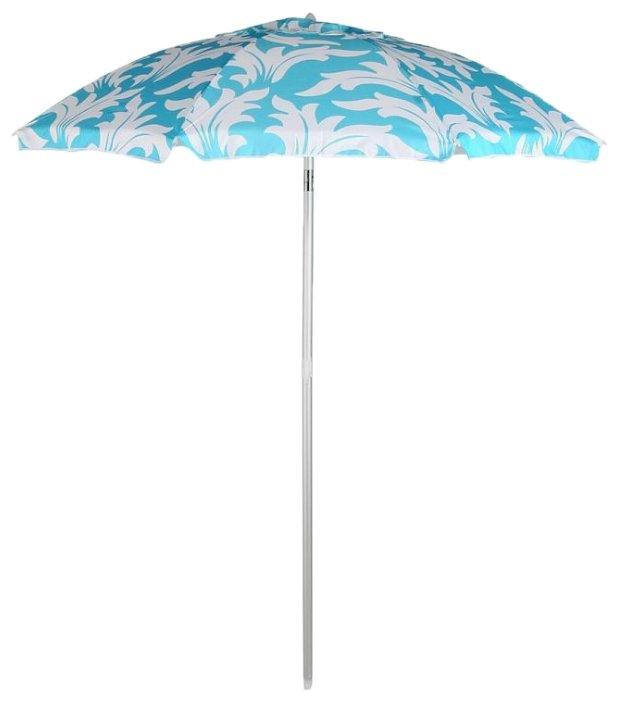Пляжный зонт Derby 411606999 купол 200 см, высота 235 см
