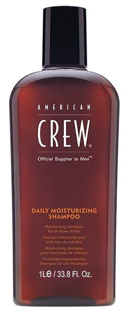 American Crew шампунь Daily Moisturizing для всех типов волос
