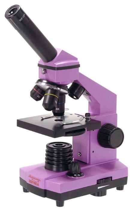 Микроскоп Микромед Эврика 40–400х в кейсе
