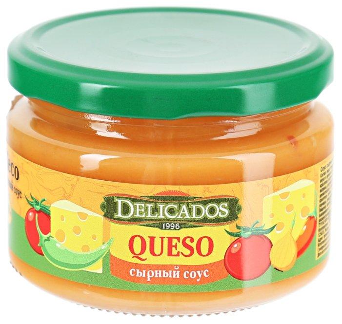 Соус Delicados сырный Queso, 200 г