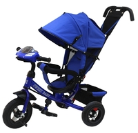 Трехколесный велосипед SWEET BABY Mega Lexus Trike Air Music bar 8/10