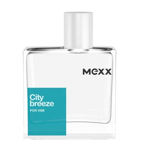 Туалетная вода MEXX City Breeze for Him, 50 мл mexx magnetic for him