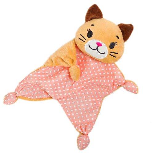 Фото - Комфортер Крошка Я Кисуня розовый/оранжевый комфортер крошка я кот василий желтый белый