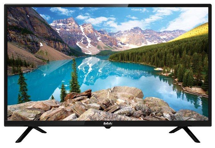телевизор BBK 28LEM-1050/T2C, черный