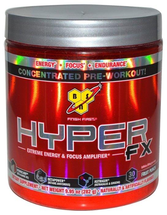 BSN жиросжигатель Hyper FX (282 г)