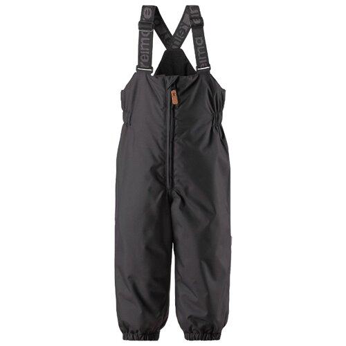 Купить Полукомбинезон Reima Reimatec Matias 512101 размер 92, 9990 черный, Полукомбинезоны и брюки