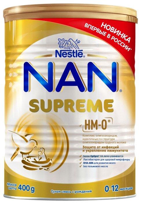 Смесь NAN (Nestlé) Supreme (с рождения) 400 г