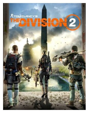 Tom Clancy s The Division 2 | игра для Xbox One