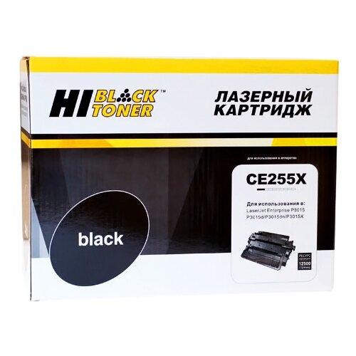 Фото - Картридж Hi-Black HB-CE255X, совместимый картридж hi black hb 108r00796