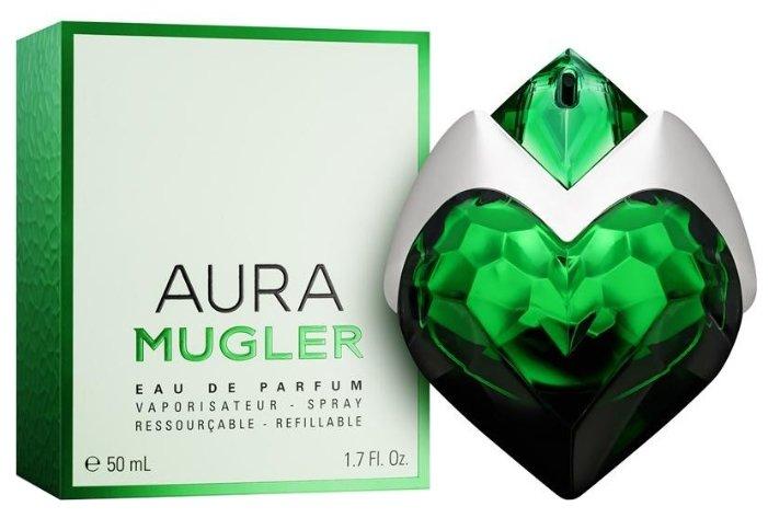 Парфюмерная вода MUGLER Aura