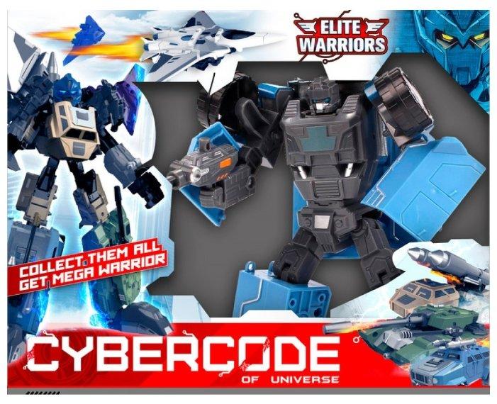 Трансформер Cybercode Cronos
