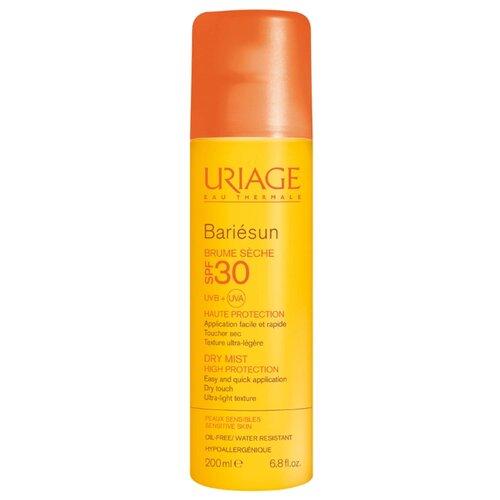 Фото - Uriage Bariesan сухая дымка-спрей SPF 30 200 мл uriage bariesan солнцезащитный спрей spf 30 200 мл