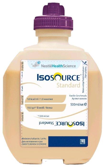 Isosource (Nestle) Standard готовое к употреблению 500 мл