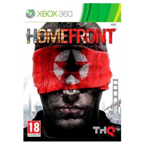Игра для Xbox 360 Homefront, полностью на русском языке