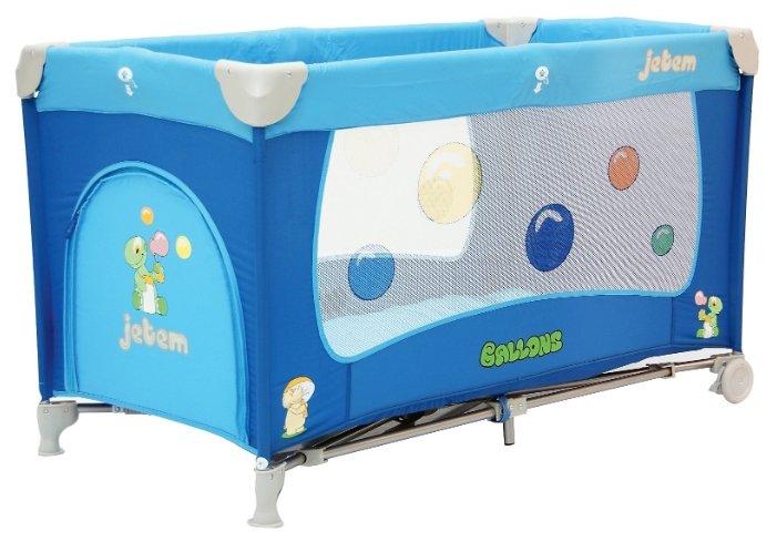Манеж-кровать Jetem С3 ballons