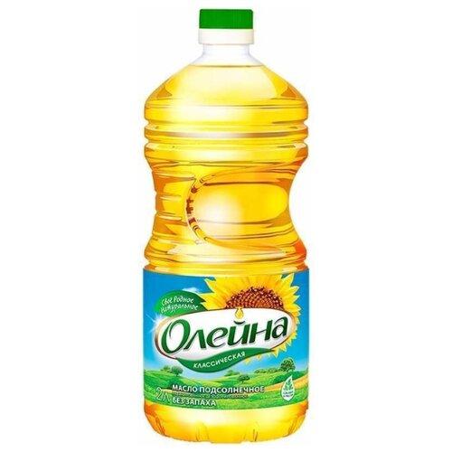 Олейна Масло подсолнечное Классическое 2 л