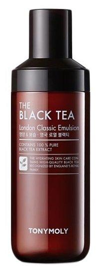TONY MOLY The Black Tea London Classic Emulsion Эмульсия для лица
