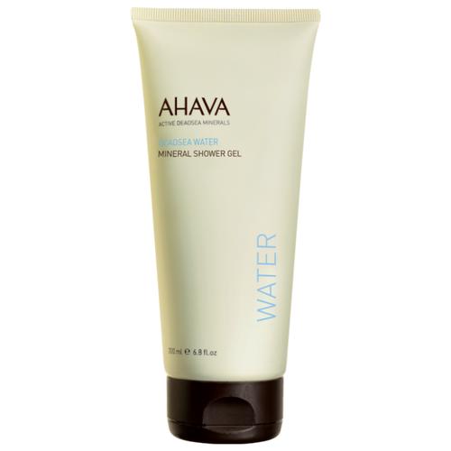 Гель для душа AHAVA Deadsea water Mineral, 200 мл минеральный гель для душа ahava time to energize 200 мл