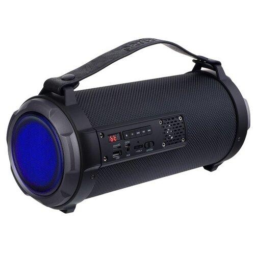 Портативная акустика Perfeo PF-A4318 черный perfeo 534 автодержатель для смартфона до 6 5 на воздуховод раздвижной поворотный черный желтый pf a4349