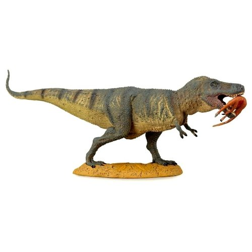 Collecta Тираннозавр Рекс с добычей 88573 geoworld набор для творчества диноарт тираннозавр рекс с 5 лет