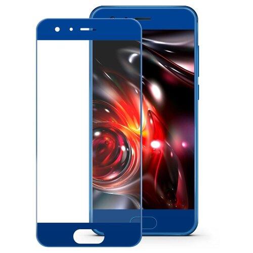 Купить Защитное стекло Mobius 3D Full Cover Premium Tempered Glass для Honor 9 синий
