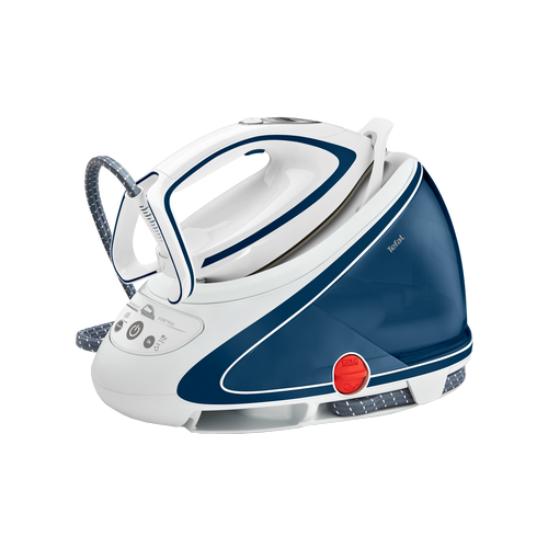 Парогенератор Tefal GV9570 Pro Express Ultimate Care синий/белый
