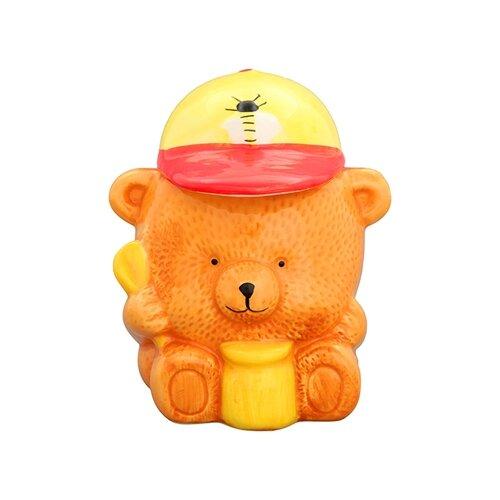 Elan gallery Горшочек для меда Медвежонок 500 мл