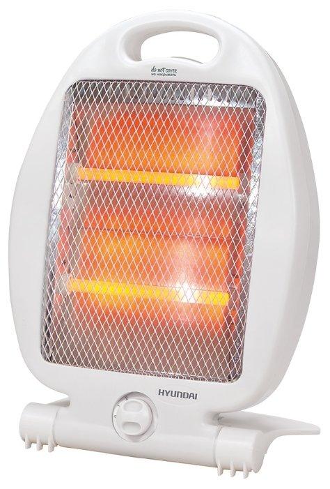 Обогреватель и тепловая завеса Инфракрасный обогреватель Hyundai H-HC3-08-UI998 800 Вт белый