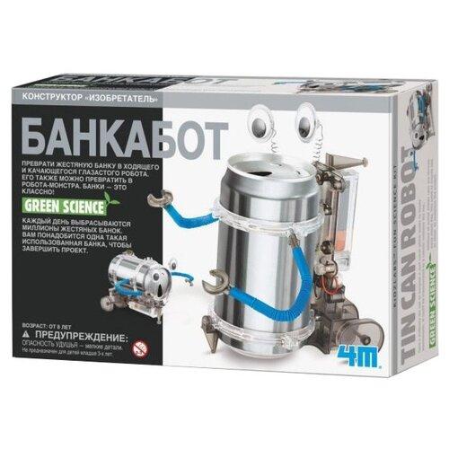 Набор 4M Банкабот 00-03270 4m родниковая вода 00 03281