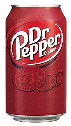 Газированный напиток Dr. pepper Classic