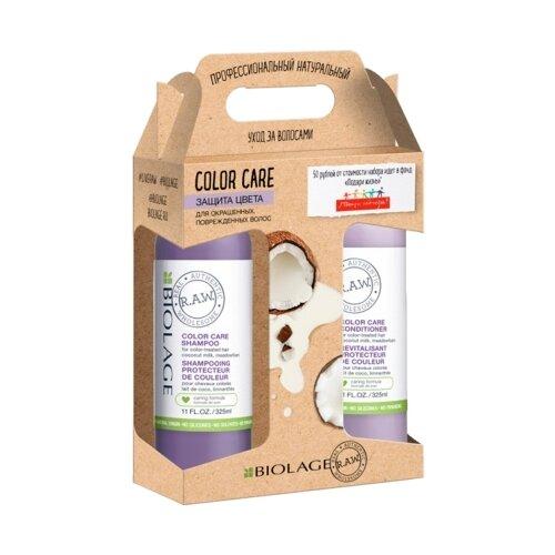 Набор Biolage R.A.W. Color care защита цветаНаборы<br>