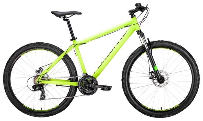 "Велосипед Forward Sporting 27.5 2.0 disc black (2019) (17"" - ваш рост 160-175 см)"